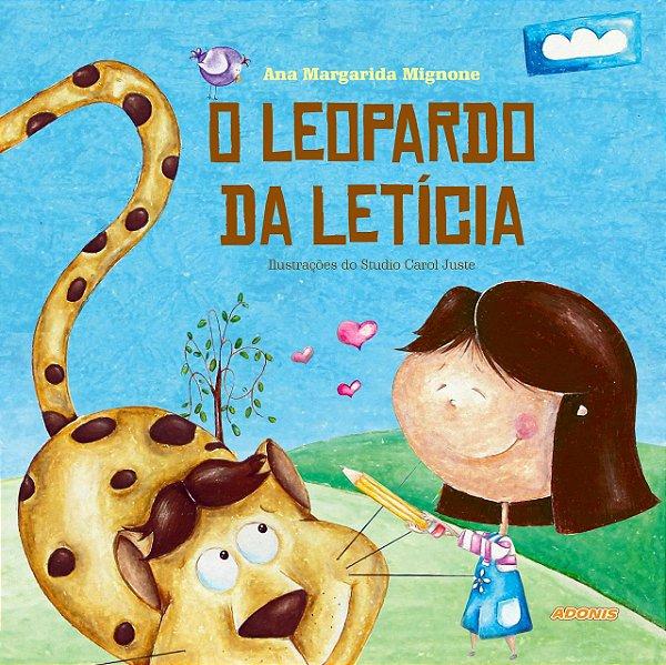 O leopardo da Letícia