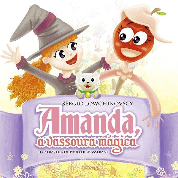 Amanda, a vassoura mágica