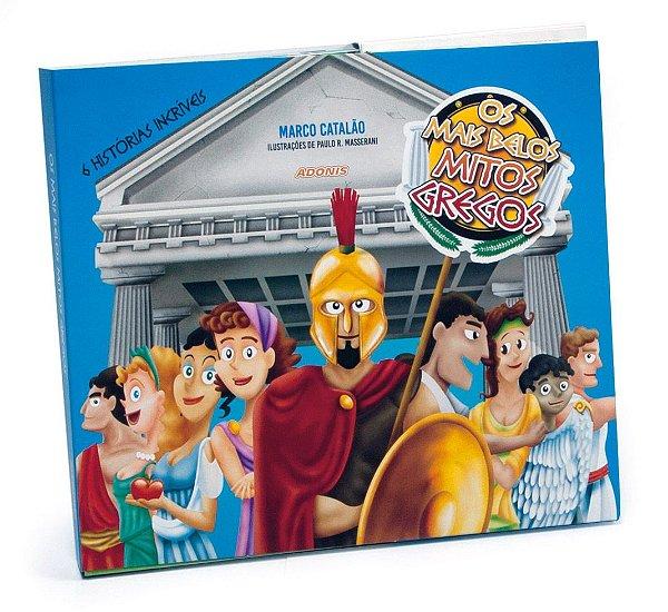 Coleção Os mais belos mitos gregos