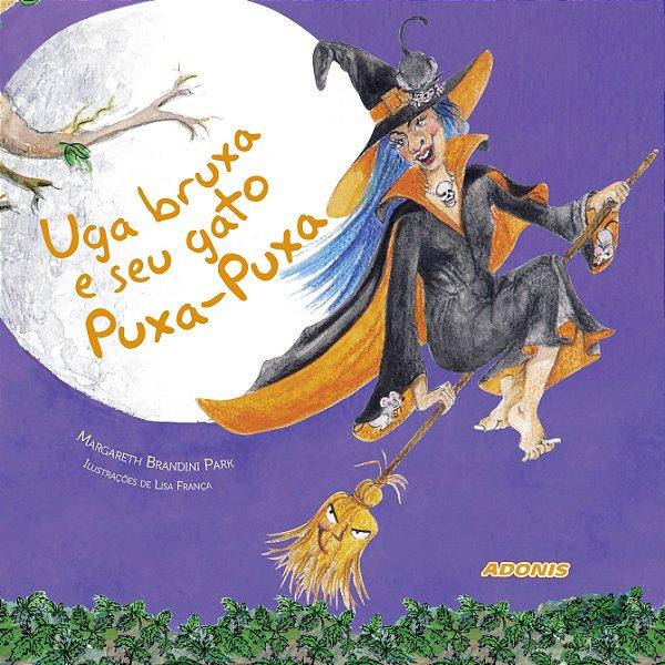 Uga bruxa e seu gato puxa-puxa
