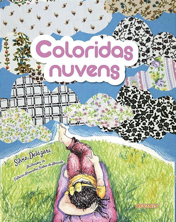 Coloridas nuvens
