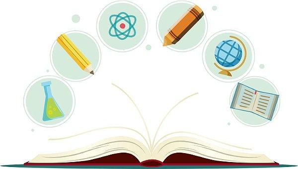 Livro - Como Nasce um Livro - 8 Páginas