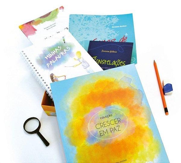 Coleção Crescer em paz - Kit para educadores