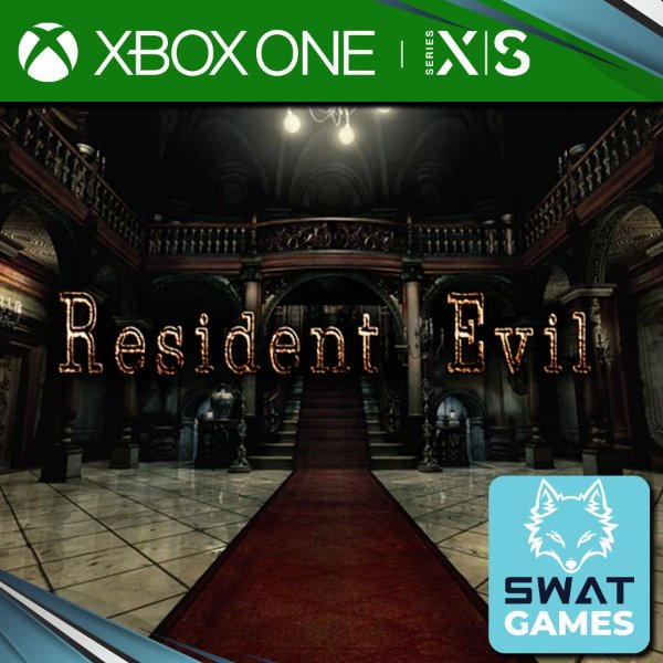 Resident Evil 1 HD Remastered