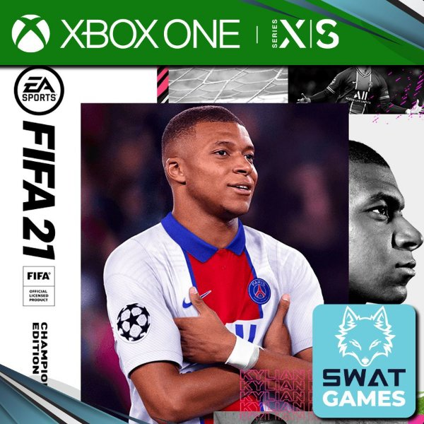 FIFA 21 Champions Edition Xbox One & Xbox Series X S