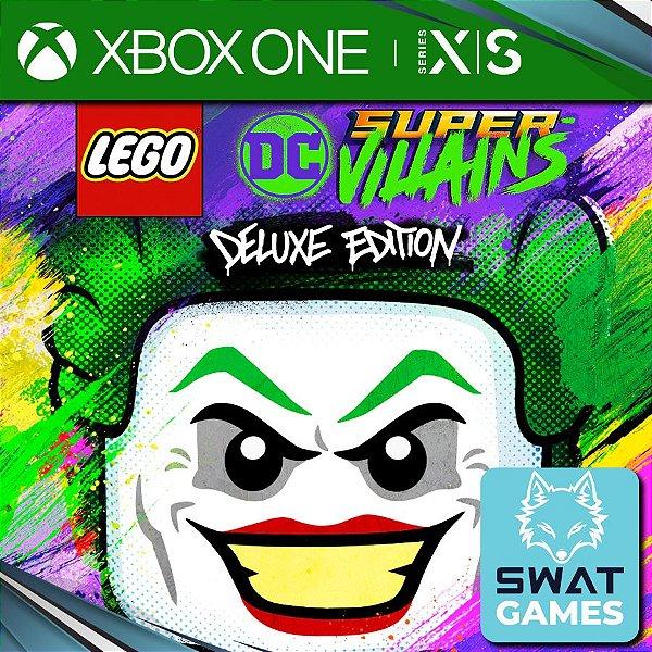 LEGO® DC Super-Vilões Edição Deluxe