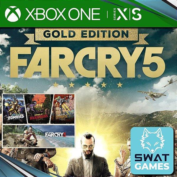 Far Cry 5 Gold Edition + Far Cry 3