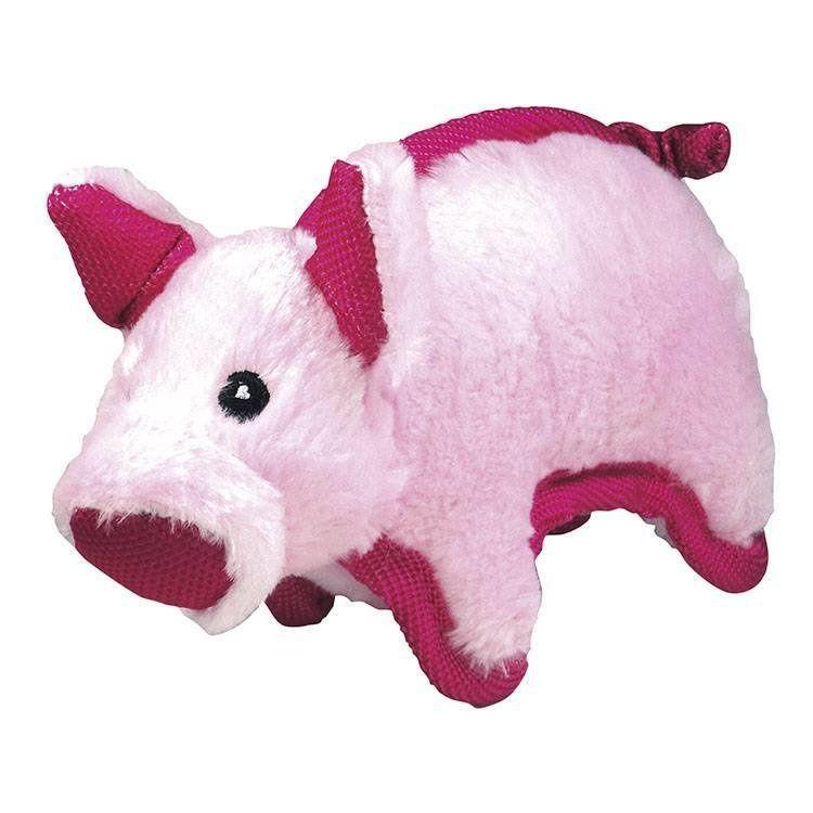 Brinquedo Jambo Mordedor Pelucia Tuff Pig