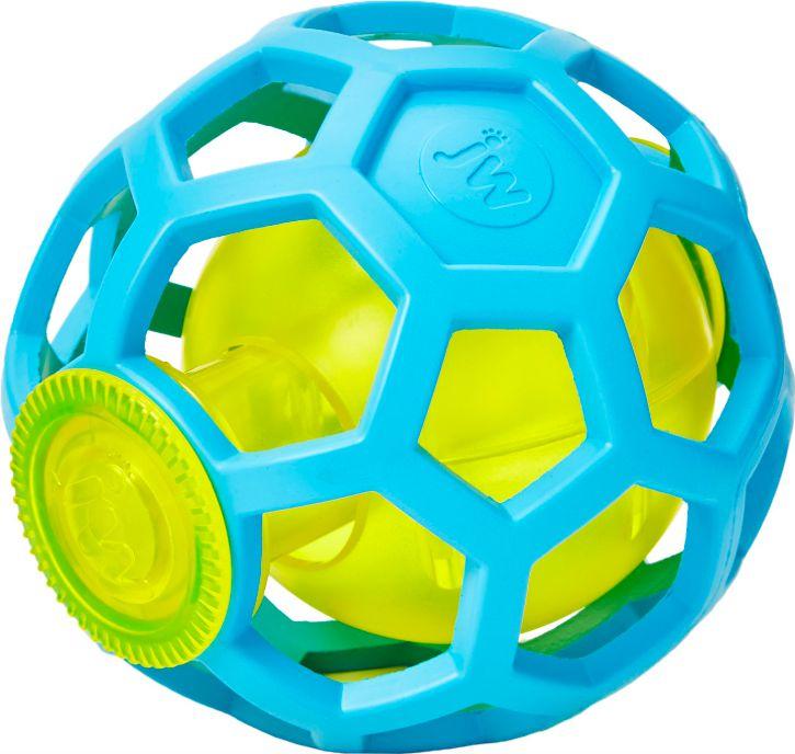 Brinquedo de cachorro Bola Porta Petisco Treat Ball Grande