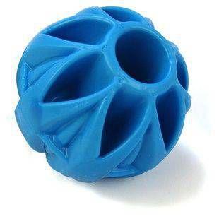 Brinquedo de cachorro Bola Megalast Ball Grande Azul JW