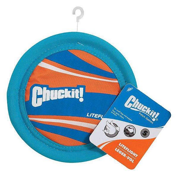 Brinquedo de cachorro Disco Frisbee Lite Flight P Chuckit