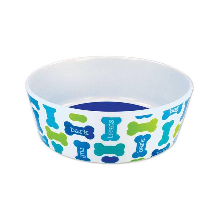 Tigela Comedouro de cachorro Plástico Yum tam 2 700ml Jambo