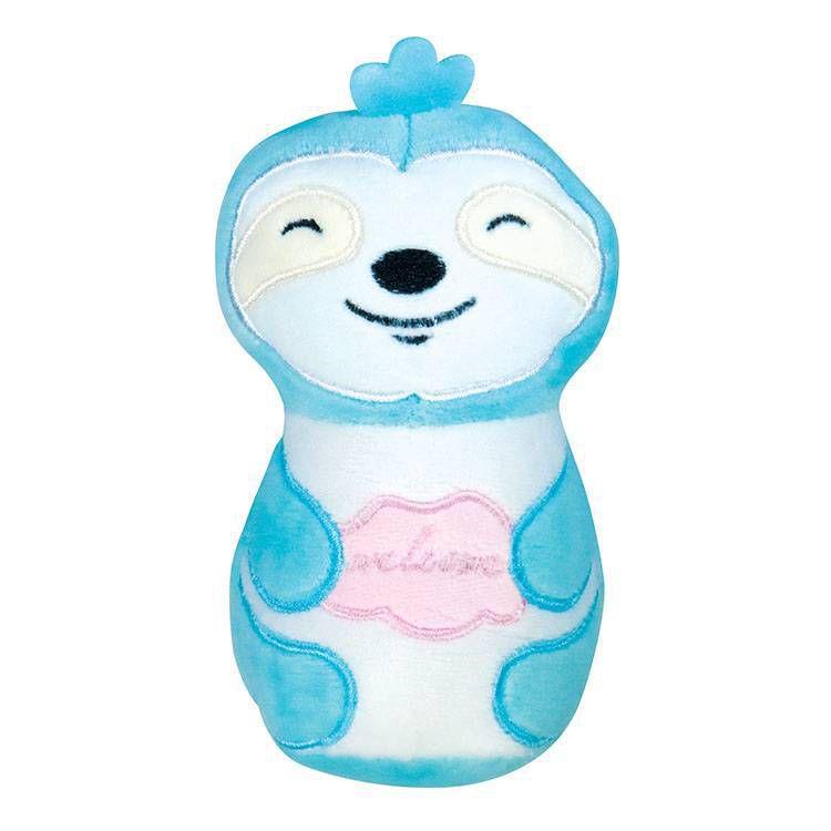 Brinquedo de Cachorro Pelúcia Fofinha Preguiça Jambo Pet