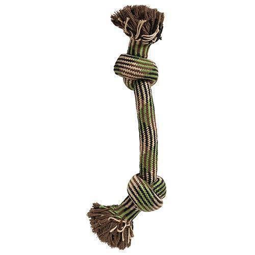Brinquedo de cachorro de Corda Militar tamanho 3 Jambo Pet