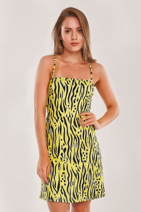 VESTIDO SOLTO JUNGLE