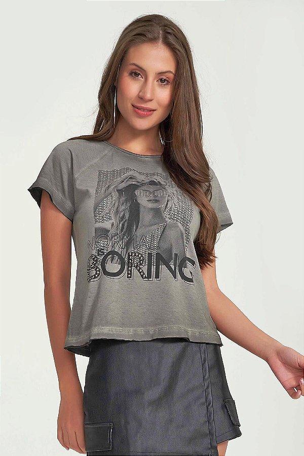 T-SHIRT BORING