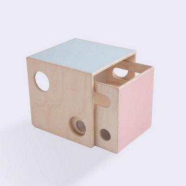05. Combo 01: Mesa Pitoco Pequena + 1 Cadeira