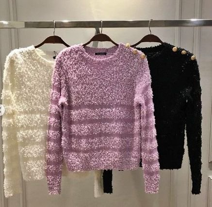 Blusa Tricot Rubi Ave Rara Fashion