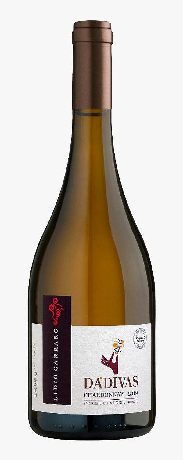 Vinho Lidio Carraro Dádivas Chardonnay 750ml