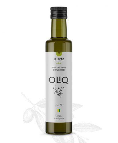 Azeite de oliva Extravirgem Seleção Oliq 250ml