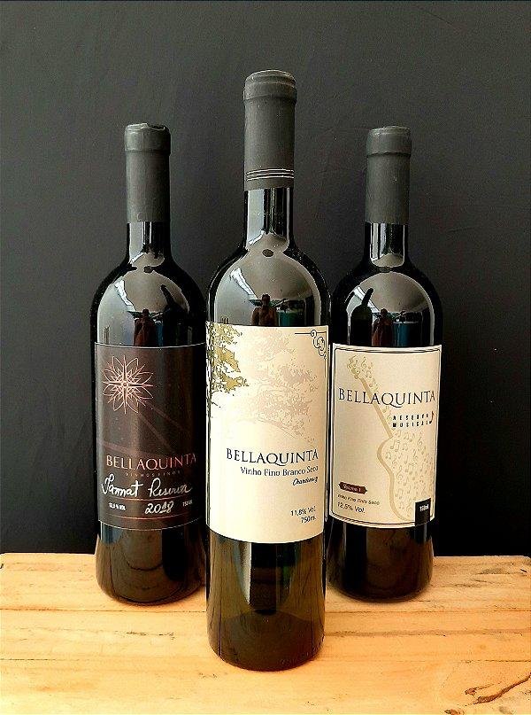 Vinho Bellaquinta Chardonnay 750ml