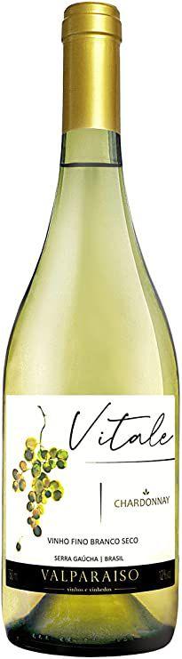 Vinho Chardonnay Valparaiso 750ml