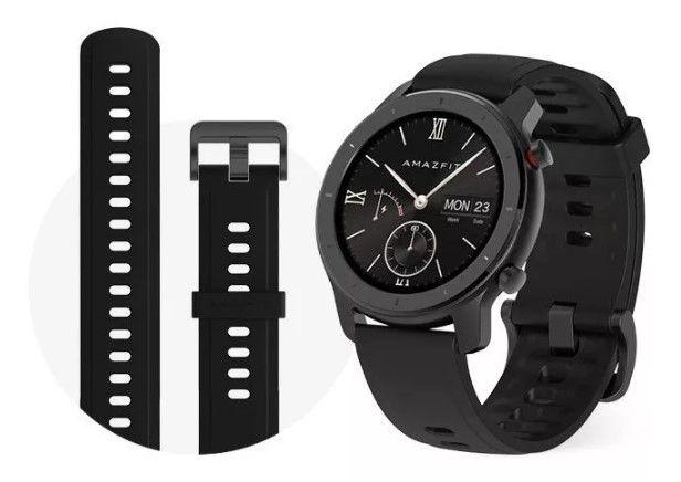 Smartwatch Xiaomi Amazfit Gtr 42mm A1910 Black