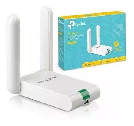 Adaptador Usb Wi-fi Tp-link Tl-wn822n 300mbps 2.4ghz