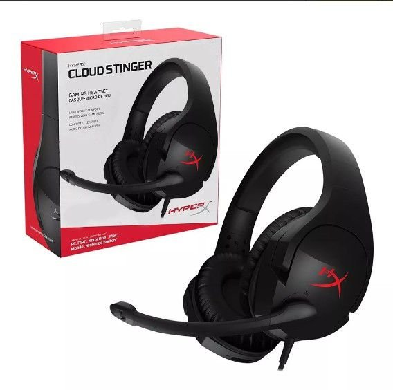 Headset Kingston Hyperx Cloud Stinger