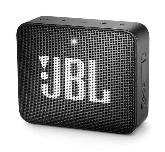 Caixa De Som Jbl Go 2 Portátil Original - Várias Cores