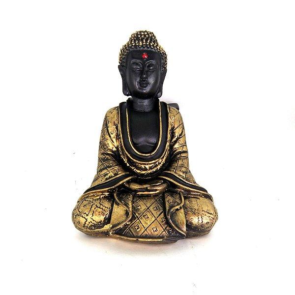 Sidarta Gautama de Resina - 2 Cores