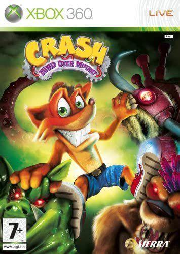Crash Mind Over Mutant - MÍDIA DIGITAL XBOX 360