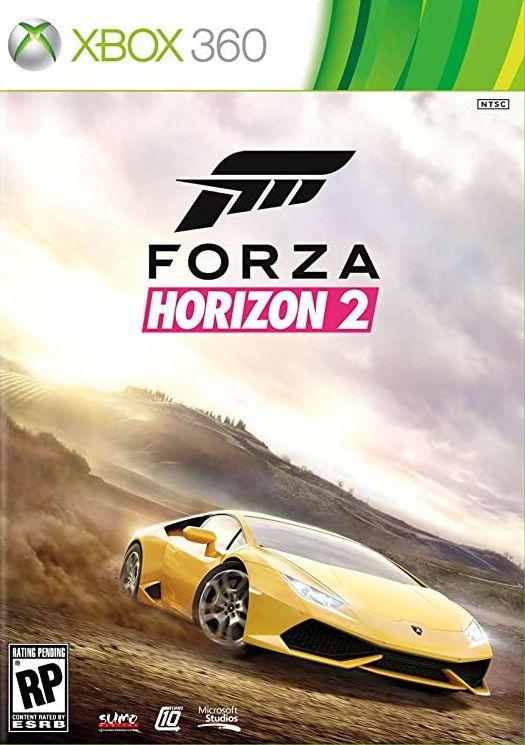 FORZA HORIZON 2 - MÍDIA DIGITAL