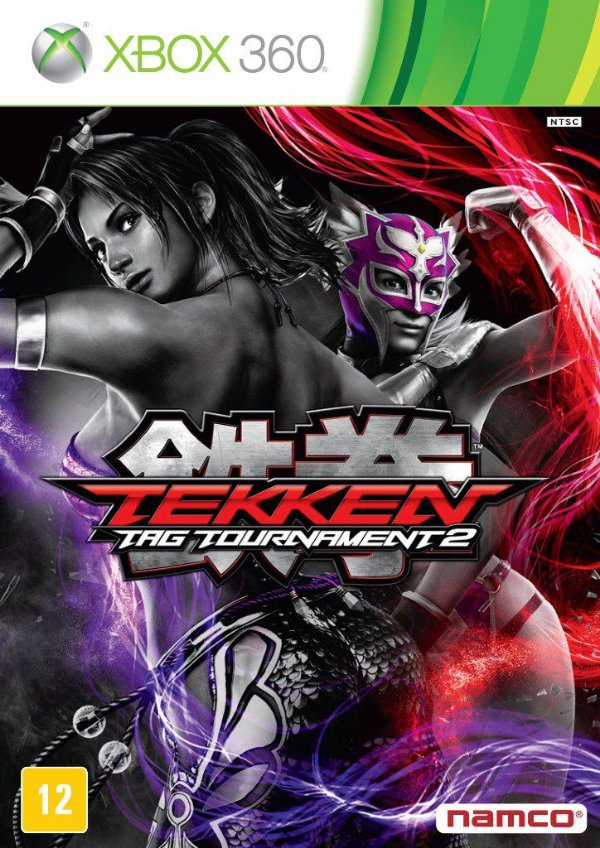 TEKKEN TAG TOURNAMENT 2- MÍDIA DIGITAL