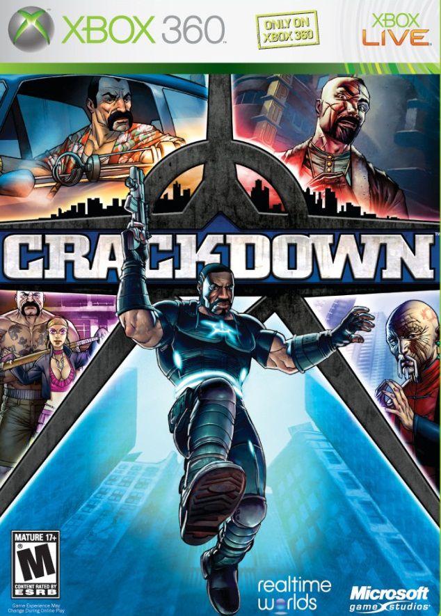 COMBO CRACKDOWN 1 E 2- MÍDIA DIGITAL