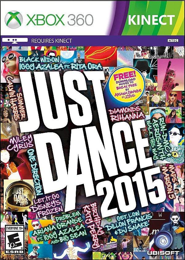 Just Dance 2015- MÍDIA DIGITAL XBOX 360