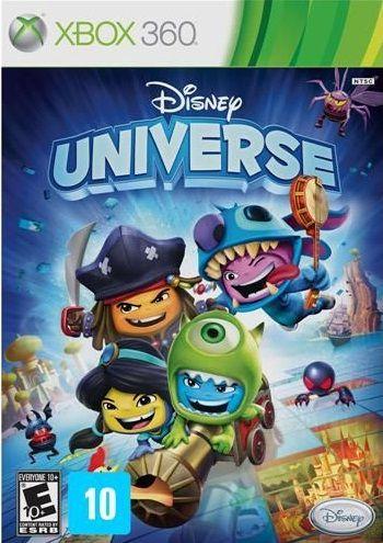 Disney Universe- MÍDIA DIGITAL