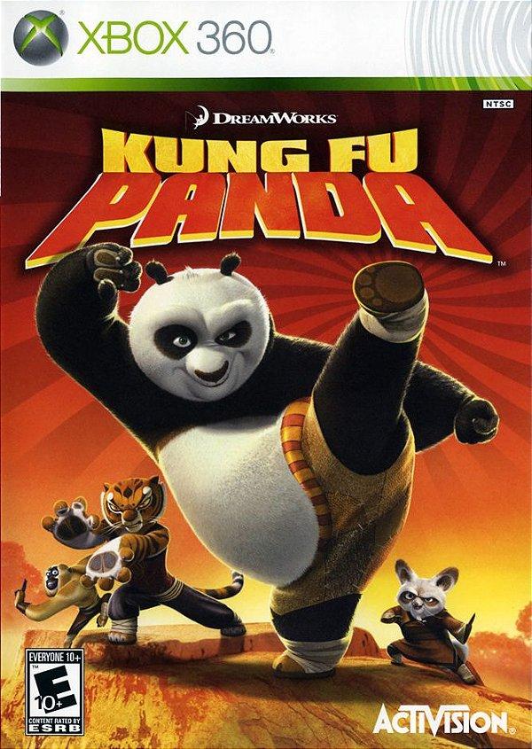 Kung Fu Panda- MÍDIA DIGITAL XBOX 360