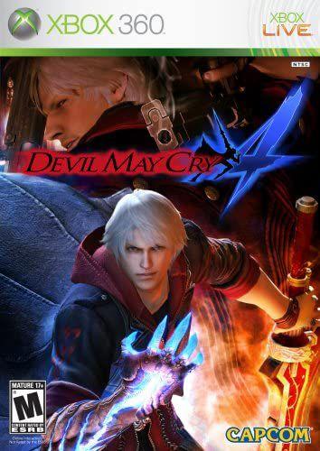 Devil May Cry 4- MÍDIA DIGITAL