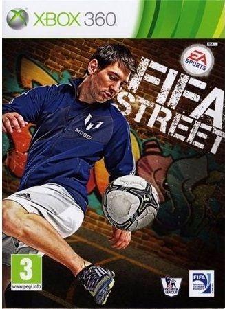EA SPORTS™ FIFA Street- MÍDIA DIGITAL
