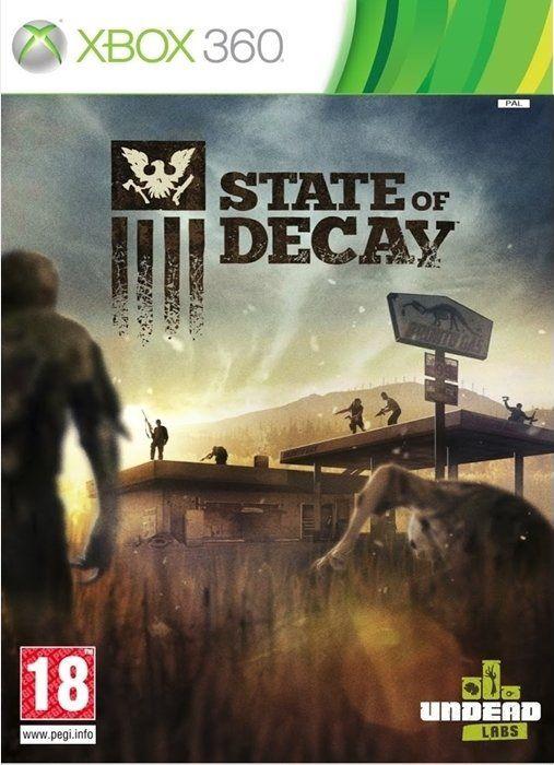 State of Decay- MÍDIA DIGITAL XBOX 360