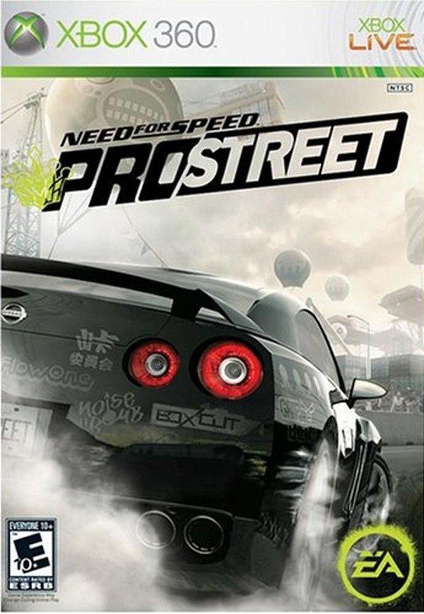 NFS ProStreet- MÍDIA DIGITAL