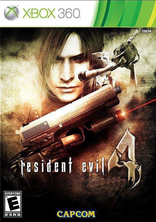 Resident Evil 4- MÍDIA DIGITAL