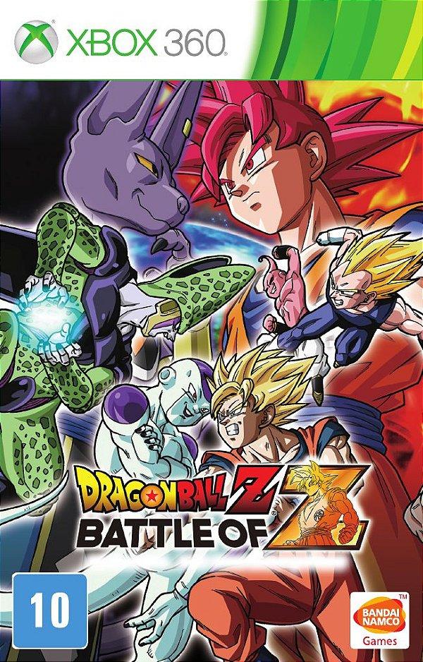 Dragon Ball Z: Battle of Z - MÍDIA DIGITAL XBOX 360