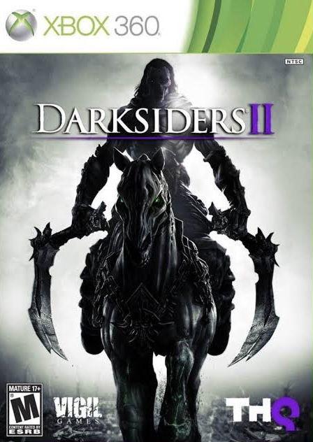 Darksiders II- MÍDIA DIGITAL