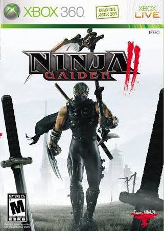 NINJA GAIDEN 2-MÍDIA DIGITAL XBOX 360