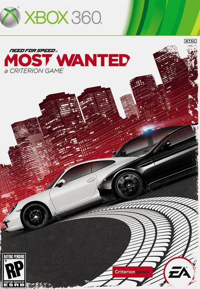 NEED FOR SPEED MOST WANTED- MÍDIA DIGITAL XBOX 360