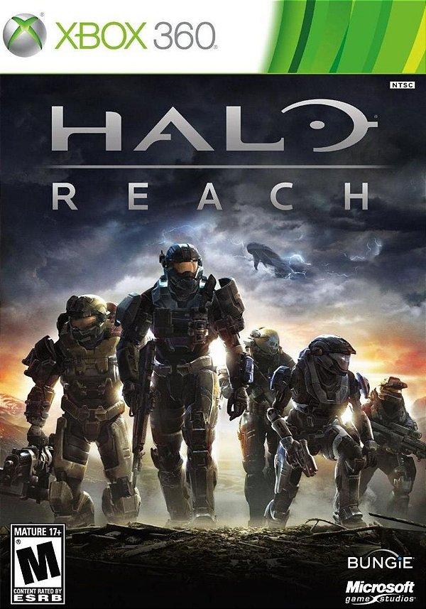 Halo: Reach-MÍDIA DIGITAL XBOX 360