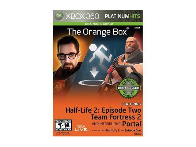 A Orange Box-MIDIA DIGITAL XBOX 360