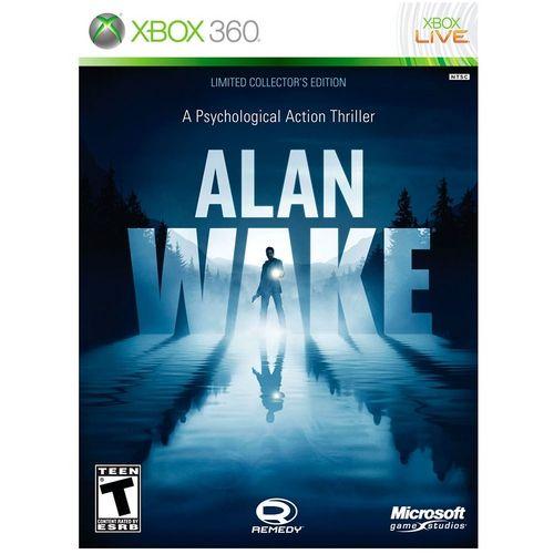 Alan Wake-MÍDIA DIGITAL XBOX 360